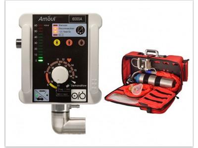 AII6000A急救转运呼吸机