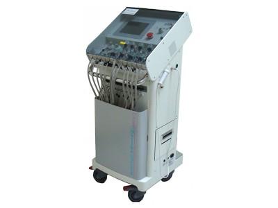 多频道镭射治疗仪