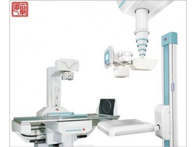 平板DR+数字胃肠(双床双管)
