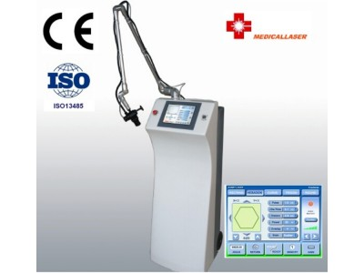 上海晟昶CL30智能液晶控制CO2激光治疗仪