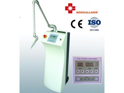 上海晟昶CL30数字屏控制CO2激光治疗仪