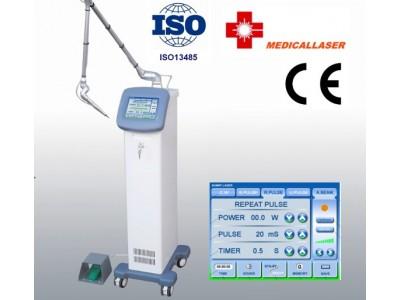 上海晟昶CL40A智能液晶控制CO2激光治疗仪