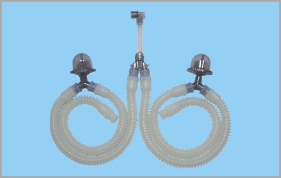 呼吸机整套回路管带接头(进口)