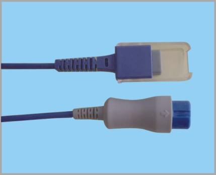 迈瑞T5/T8 2米血氧转接线
