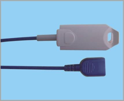 光电短线九针指夹式血氧探头