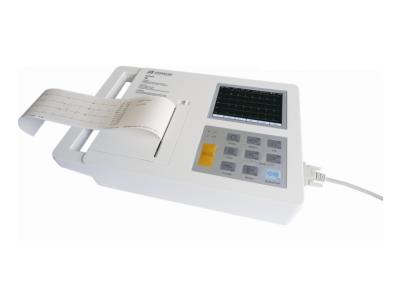三道彩屏心电图机 (HB1003F)