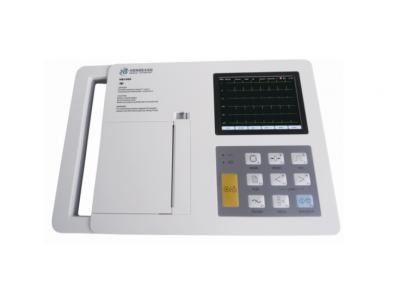 六道彩屏心电图机 (HB1006F)