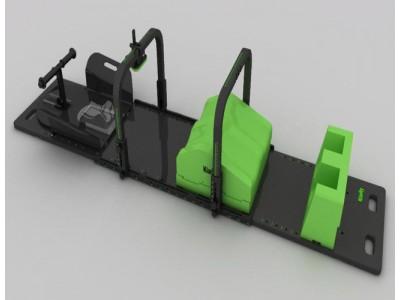 SBRT碳纤维立体定位架