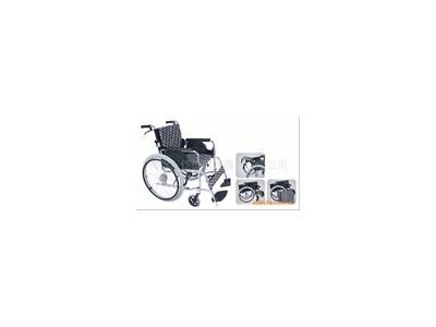 供应佳德铝合金手动轮椅