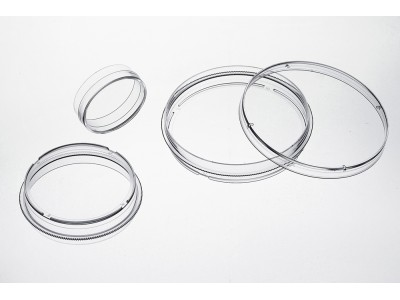 CAD010100细胞培养皿 60.8cm2,CellATTACH超亲水表面处理,已消毒,10只/包,240只/箱
