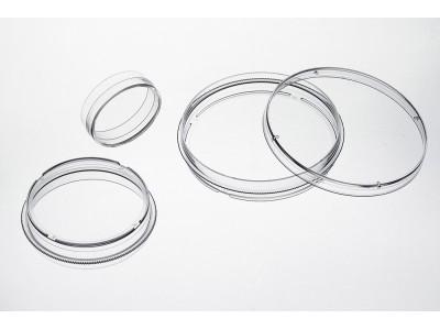 CAD010070细胞培养皿 36.3cm2, CellATTACH超亲水表面处理,已消毒,10只/包,240只/箱