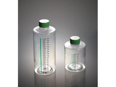 TCB012002细胞培养转瓶 2000ml TC处理 1只每袋 12只每箱