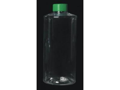 TCB001002细胞培养转瓶 2000ml 未TC处理 密封盖,1只每袋 12只每箱