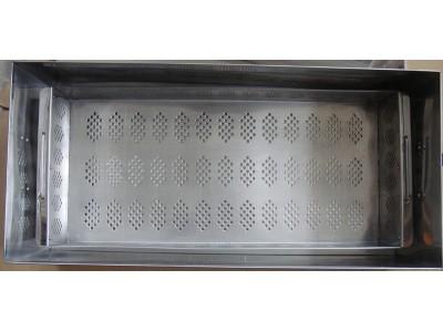 不锈钢消毒盒腹腔镜器械盒腹腔镜箱