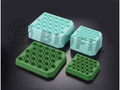 CFR011050.离心管架 50ml 荧光绿色,已消毒.5只/袋,50只/箱