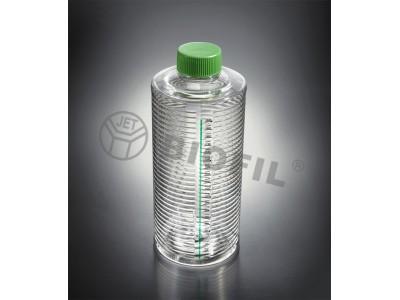 TCB021002细胞培养扩展转瓶 2000ml 未TC处理 密封盖,1只每袋 12只每箱