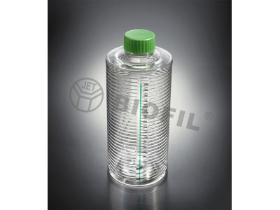 TCB022002细胞培养扩展转瓶 2000ml 未TC处理 透气盖,1只每袋 12只每箱