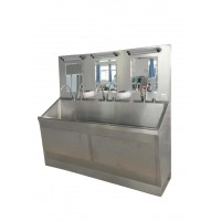 南京昂派医疗UP-20029两人位手术室感应洗手池