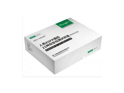 人类EGFR基因突变检测试剂盒(21种突变)