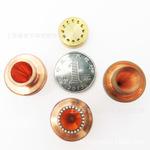 精密机械数控车机加工 黄铜小铜件加工零件 非标零部件