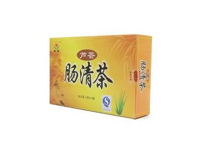 芦荟肠清茶