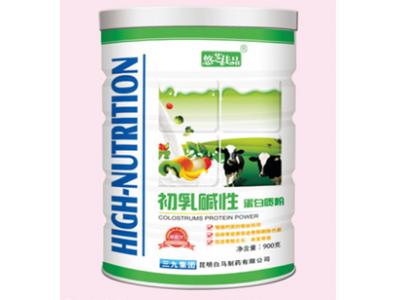 初乳碱性蛋白质粉