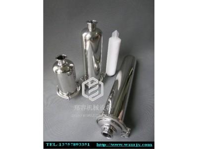 不锈钢卫生级管道过滤器