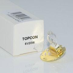 Topcon拓普康SL-1E 3E 2F D2 D4 sl-3G 裂隙灯眼科灯泡 6v20w