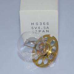 瑞士HAAG-STREIT HS900-930 裂隙灯用op366 6V4.5A九孔灯泡