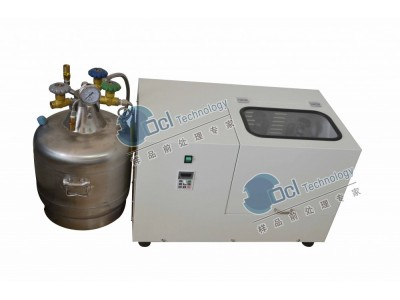 液氮型实验室冷冻行星球磨仪