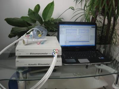 鼻声反射仪/鼻阻力仪