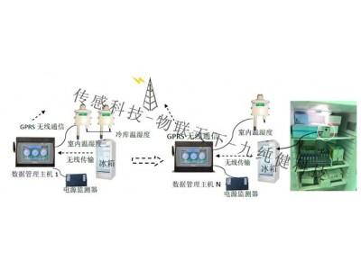 冰箱温度监控系统