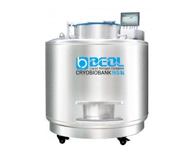 凯翔不锈钢液氮罐Cryobiobank (样本库)低温储存罐