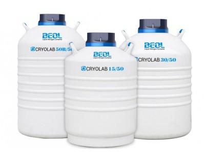 凯翔Cryolab(麦管)系列一代/二代液氮罐2/30-35/80畜牧实验室用