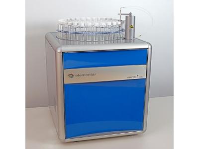 总有机碳分析仪vario TOC-Elementar
