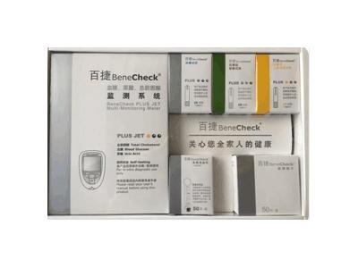 血糖、尿酸、总胆固醇多功能监测系统 BKM13-1