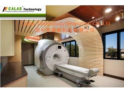 核磁屏蔽机房 防辐射防护 磁屏蔽 屏蔽门观察窗