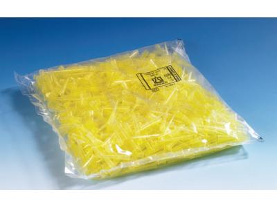 散装滤芯吸头,PP材质,PE材质滤芯,5-200 ul,无色,未灭菌