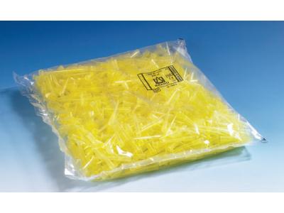 散装滤芯吸头,PP材质,PE材质滤芯,0.5-10 ul,无色,未灭菌
