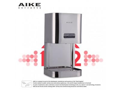 艾克AIKE大容量不锈钢手消毒器AK3137