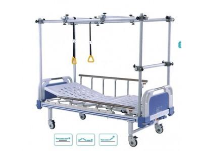 ABS床头冲孔三摇监护床