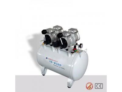 医用静音无油空气压缩机 一拖四 YB-W300