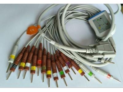 十八导心电图机导联线-十五导心电图机导联线-18导心电图机线