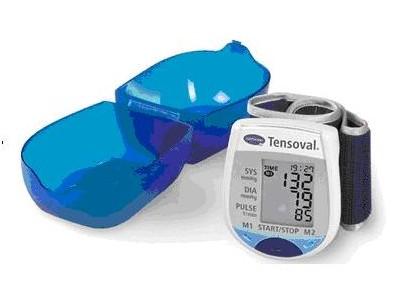妙诊™腕式全自动血压计腕式