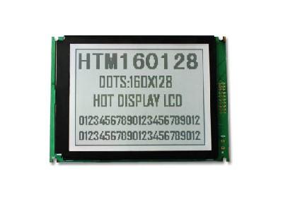 仪器仪表用LCM160128液晶屏