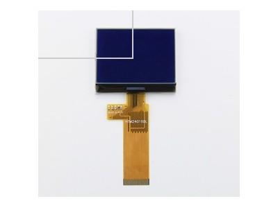 仪器仪表用COG240160液晶显示屏