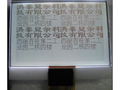 仪器仪表用LCD240160液晶显示屏