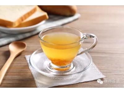 蜂蜜金橘茶