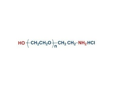 OH-PEG-NH2.HCl 羟基聚乙二醇胺盐酸盐