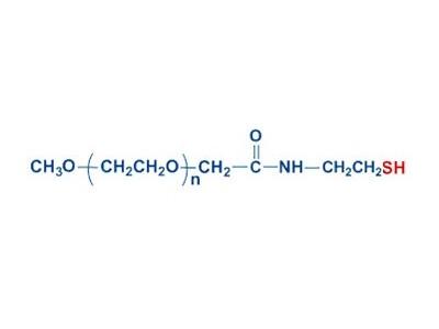 mPEG-SH 单甲氧基聚乙二醇巯基